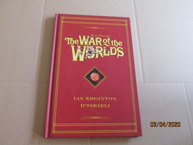 Image for H G Wells the War of the Worlds First Edition