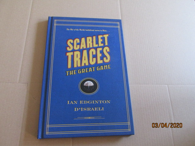 Image for Scarlet Traces the Great Game First Edition