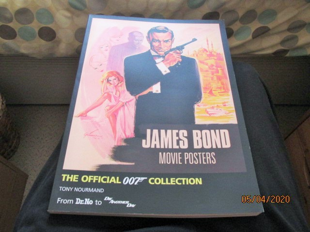 Image for James Bond Movie Posters: The Official Collection Fine First Printing
