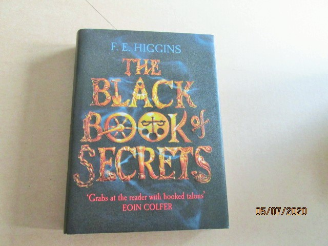 Image for The Black Book of Secrets Unread Fine First Edition Hardback in Dustjacket