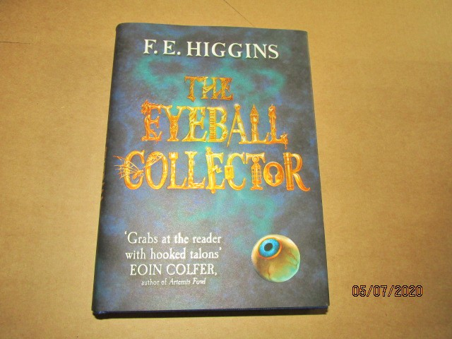 Image for The Eyeball Collector Unread Fine First Edition Hardback in Dustjacket