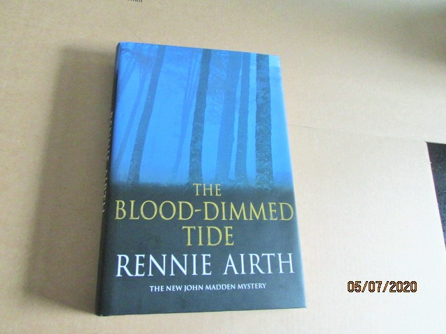 Image for The Blood-Dimmed Tide Signed First Edition Hardback in Dustjacket