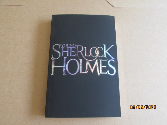 Image for Young Sherlock Holmes Unread Fine Proof Copy