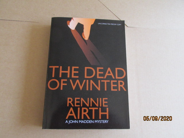 Image for The Dead of Winter Unread Fine Proof Copy