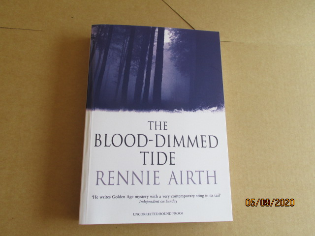 Image for The Blood-Dimmed Tide Unread Numbered Proof Copy