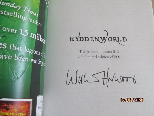 Image for Hyddenworld Spring Signed Numbered Unread Fine Proof