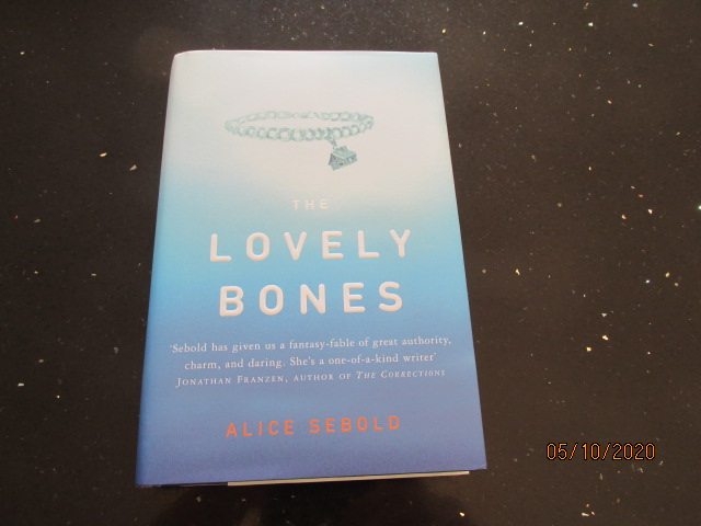 Image for The Lovely Bones Fine First Edition Hardback in Dustjacket