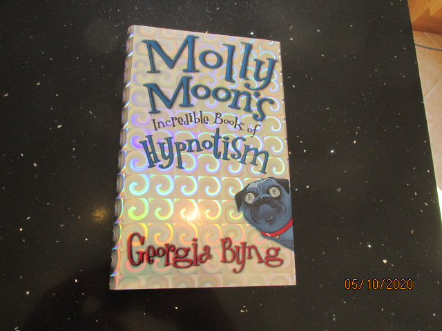 Image for Molly Moon's Incredible Book of Hypnotism Signed First Edition Hardback in Dustjacket