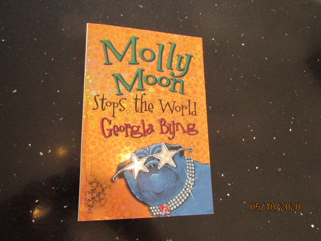 Image for Molly Moon Stops the World Unread Fine Proof Copy