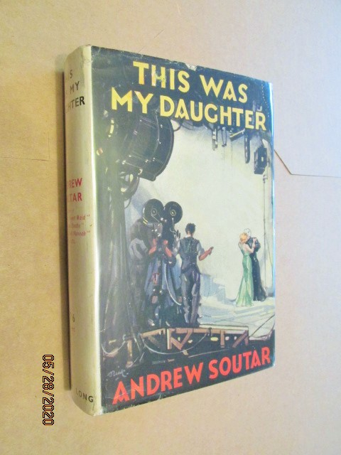 Image for This Was My Daughter Signed Dated First Edition Hardback in Original Dustjacket