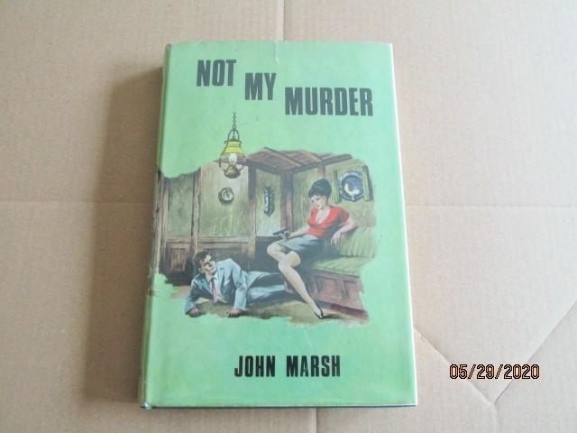 Image for Not My Murder First Edition Hardback in Dustjacket