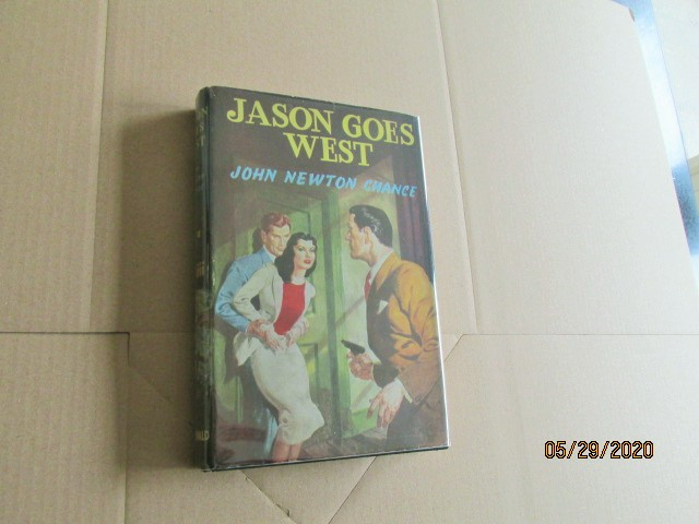 Image for Jason Goes West First Edition Hardback in Dustjacket