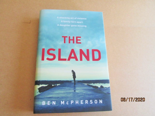 Image for The Island Unread first Edition Hardback in Dustjacket