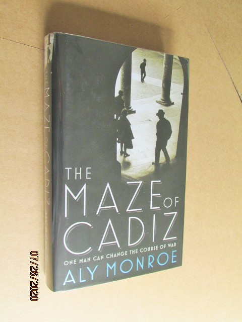 Image for The Maze of Cadiz First Edition Hardback in Dustjacket