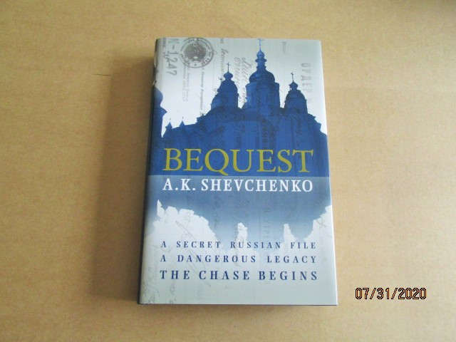 Image for Bequest Signed First Printing