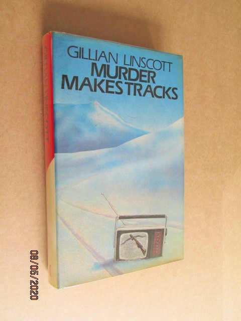 Image for Murder Makes Tracks First Edition Hardback in Dustjacket