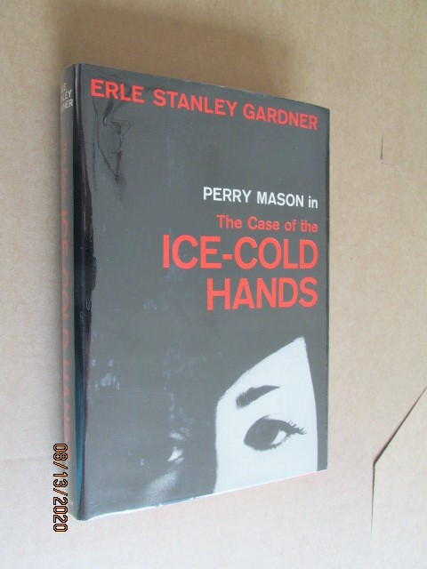 Image for The Case of the Ice-Cold Hands First Edition Hardback in Original Dustjacket