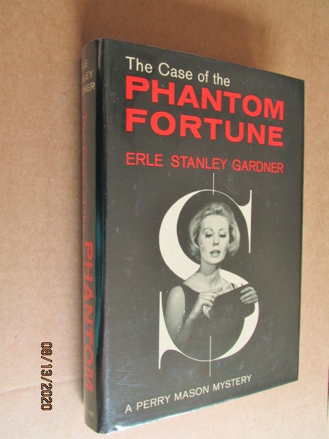 Image for The Case of the Phantom Fortune First Edition Hardback in Original Dustjacket