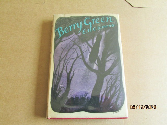 Image for Berry Green first Edition Hardback in Original Dustjacket
