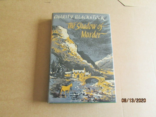 Image for The Shadow of Murder First Edition Hardback in Dustjacket