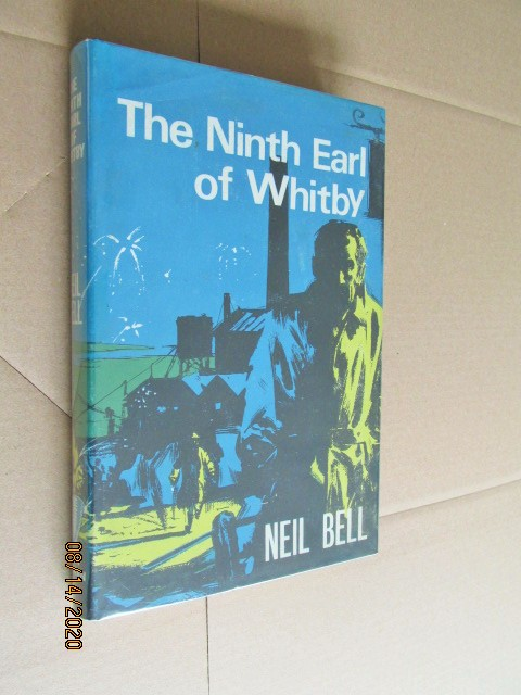 Image for The Ninth Earl of Whitby First Edition Hardback in Dustjacket