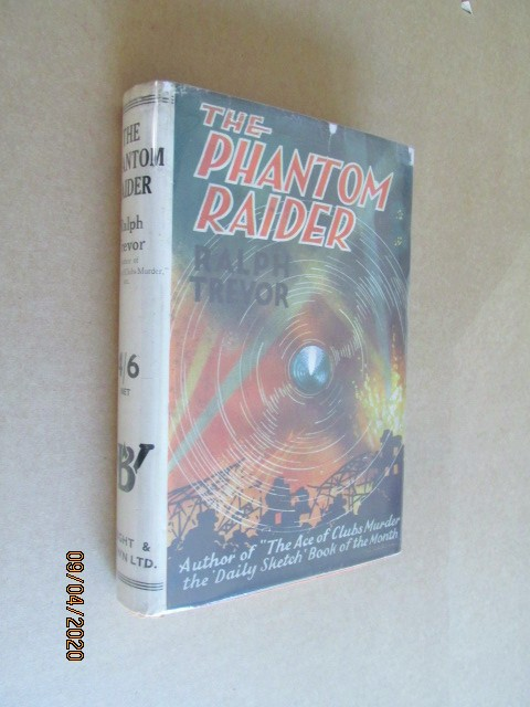 Image for The Phantom Raider First Edition Hardback in Original Dustjacket