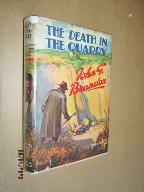 Image for The Death in the Quarry First Edition Hardback in Original Dustjacket