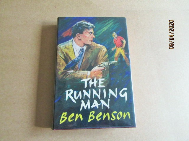 Image for The Running Man First Edition Hardback in Dustjacket