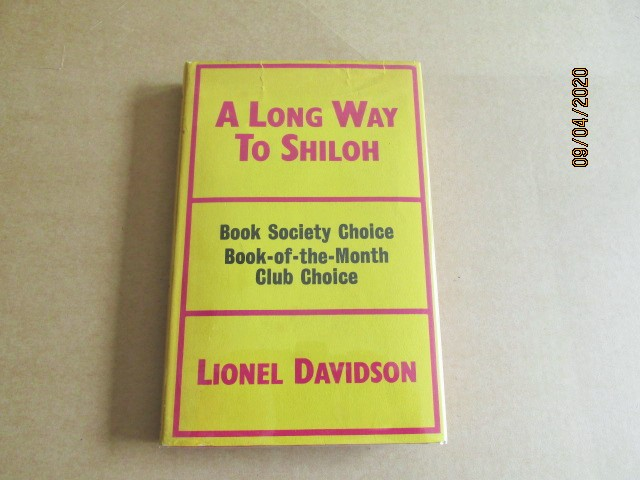 Image for A Long Way to Shiloh First Edition Hardback in Dustjacket