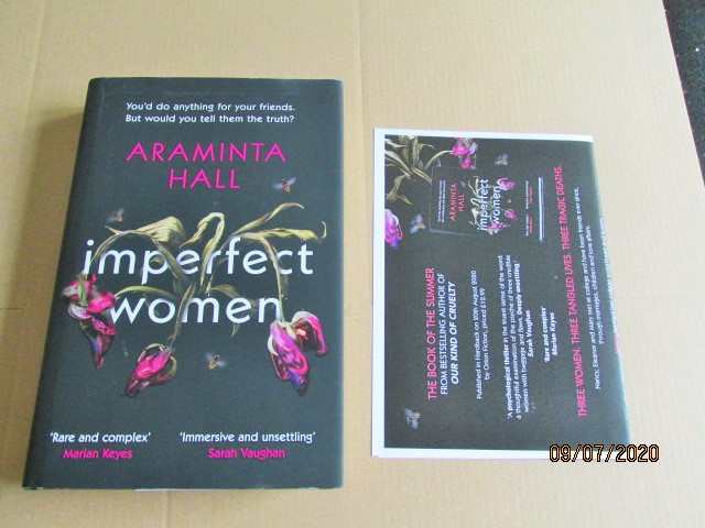 Image for Imperfect Women First Edition Hardback in dustjacket Plus Publicity Letter