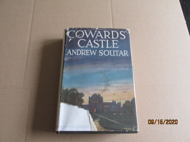 Image for Cowards Castle Signed Drawing First Edition Hardback in Original Dustjacket