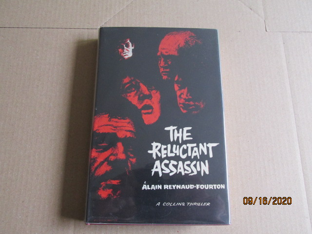 Image for The Reluctant Assassin First Edition Hardback in Dustjacket