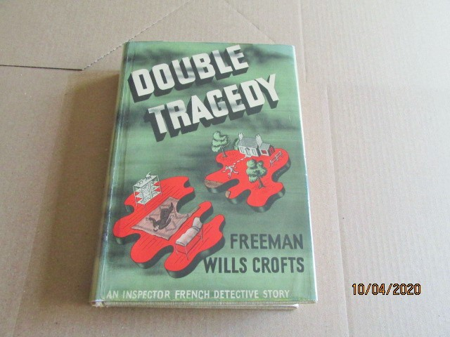 Image for Double Tragedy US First Edition Hardback in Original Dustjacket