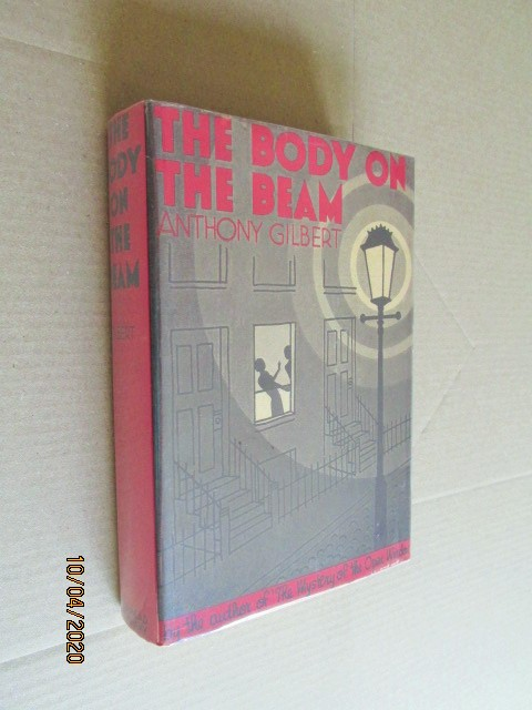 Image for The Body on the Beam First Edition Hardback in Original Dustjacket