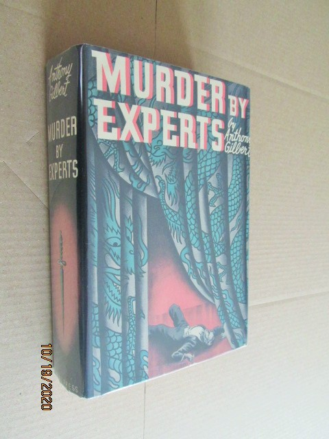 Image for Murder By Experts First Edition Hardback in Original Dustjacket
