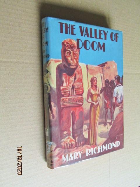 The Valley of Doom First Edition Hardback in Original Dustjacket