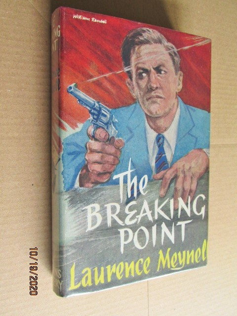 Image for The Breaking Point First Edition Hardback in Dustjacket