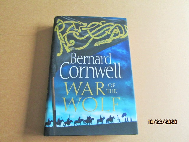 Image for War of the Wolf First Edition Hardback in Dustjacket