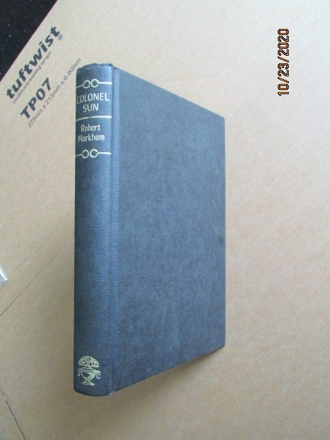 Image for Colonel Sun First Edition Hardback