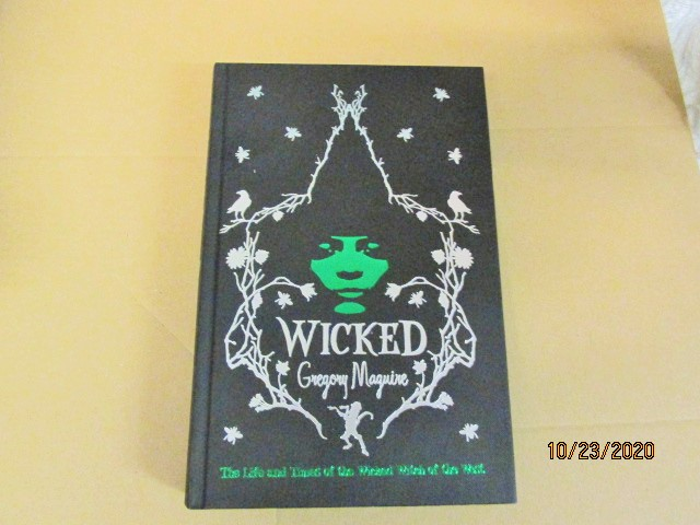 Image for Wicked First Edition Hardback