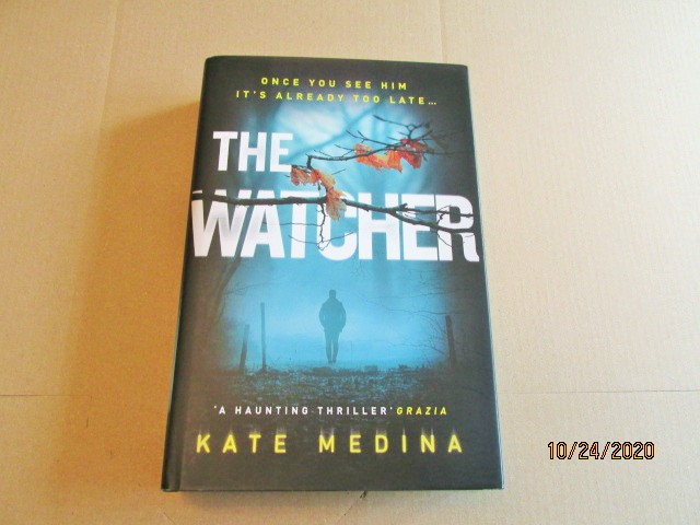 Image for The Watcher Unread Fine First Edition Hardback in Dustjacket