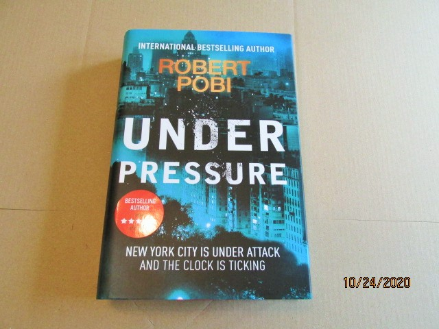 Image for Under Pressure unread First Edition Hardback in Dustjacket