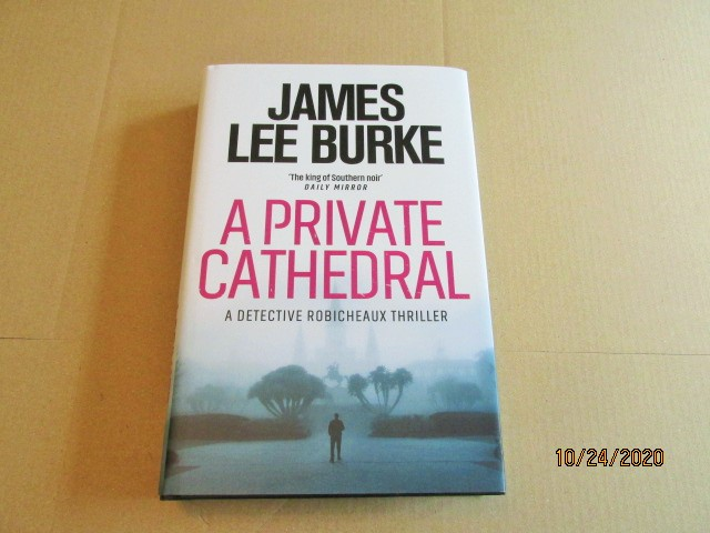 Image for A Private Cathedral an Unread First Edition Hardback in Dustjacket