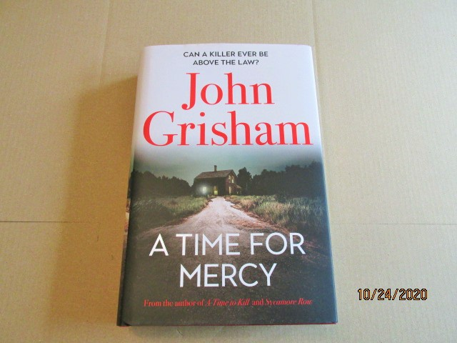 Image for A Time for Mercy First Edition Hardback in Dustjacket