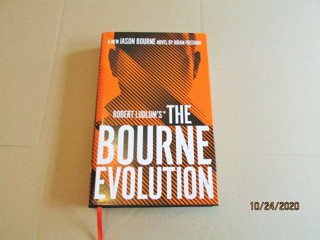 Image for The Bourne Evolution First Edition Hardback in Dustjacket