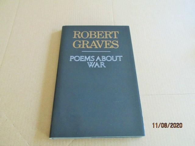 Image for Poems About War First Edition Hardback in Dustjacket