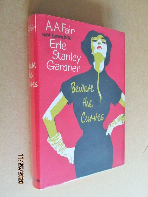 Image for Beware the Curves First Edition Hardback in Dustjacket