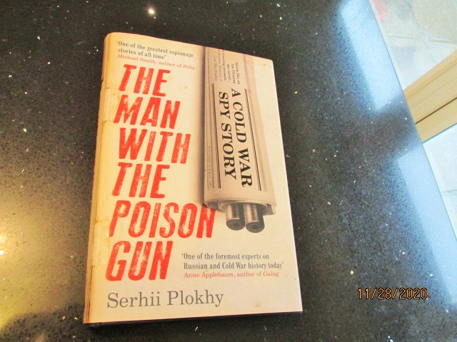 Image for The Man with the Poison Gun a Cold War Spy Story