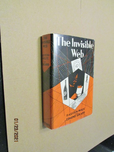 Image for The Invisible Web First Edition Hardback in Original Dustjacket