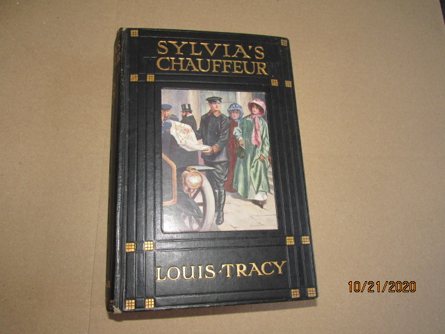 Image for Sylvia's Chauffeur First Edition Hardback